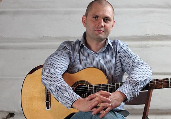 Paweł Kwaśny gitarzysta